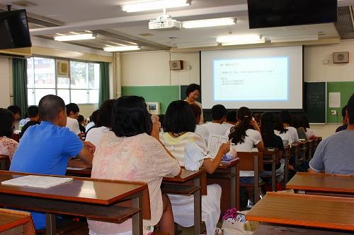 奈良県立医科大学で『マナー基礎』の講義を行いました